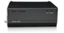MVG-400 Mobile DVR - Front Panel view